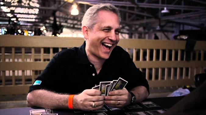 Mark Rosewater, Head Designer of Magic: The Gathering