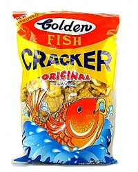 *crunch crunch* Magic Fish Crackers!