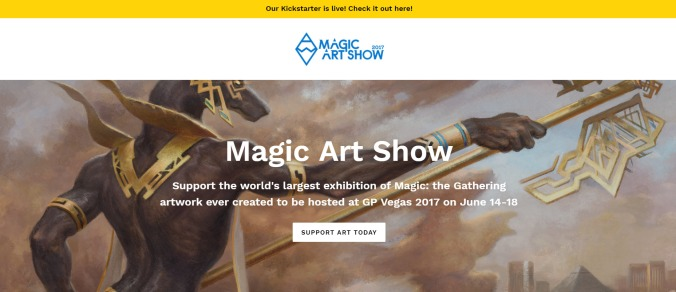 Magic Art Show