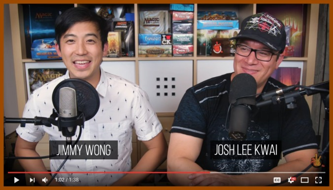 Jimmy Wong and Josh Lee Kwai on The Command Zone