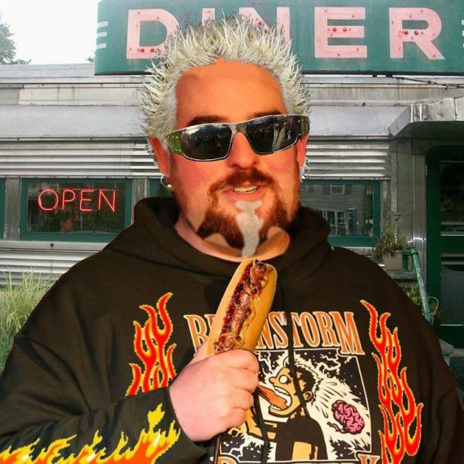 Jason Alt, aka the Mayor of Flavortown