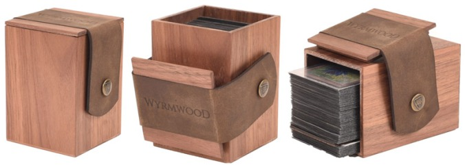 The Craftsmanship of Wyrmwood Gaming With Eric Dupuis – Ep 312