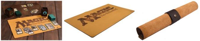 Wyrmwood Leather Playmat