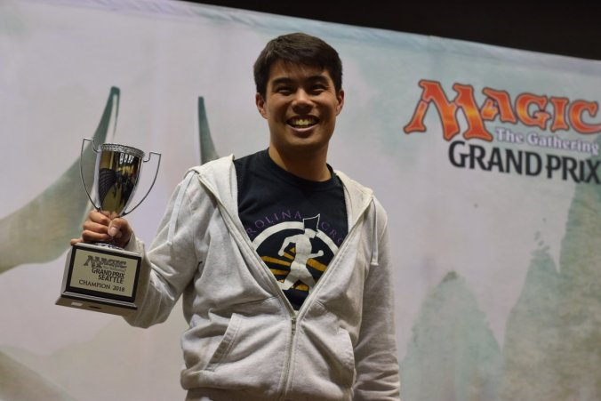 Daniel Duterte, Legacy Champion of GP Seattle