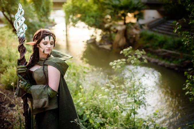 Ashlen Rose as Nissa
