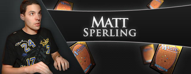 Matt Sperling